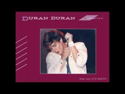 DURAN DURAN in Portugal 1981 - 1982