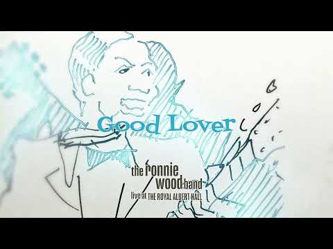 The Ronnie Wood Band - Good Lover (ft. Mick Taylor) (Live at the Royal Albert Hall)