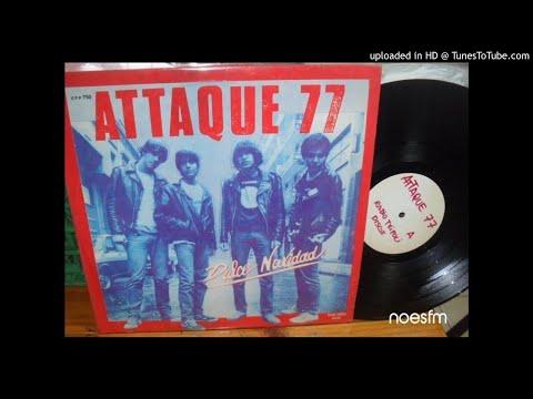 """Imperdibles con """"Dulce Navidad"""" de Attaque 77"""