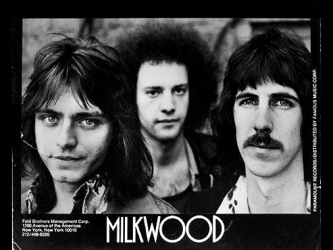 Milkwood - With You With Me