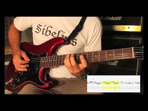 Concerto in Am - Vivaldi - Neo classical metal guitar