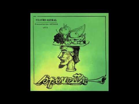 SPINETTA – Teatro Astral – Presentación ARTAUD (en vivo – 1973 - Audio Full Show)
