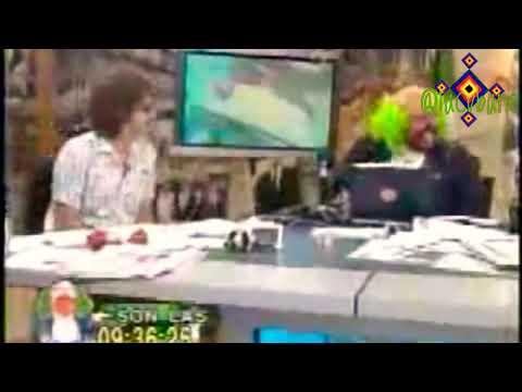 """Gustavo Cerati y Brozo """"El mañanero"""" promocionando """"siempre es hoy"""" 27 de febrero 2003"""
