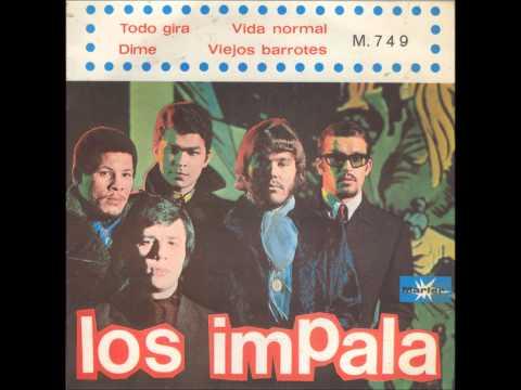 Todo Gira - Los Impala