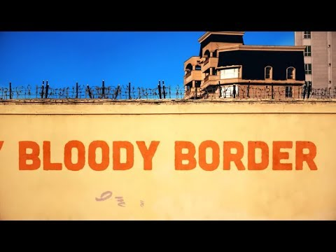 Manu Chao - Bloody Bloody Border (Lyric Video)