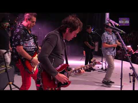 Los Autenticos Decadentes en el Rock x la vida 12 (HD)