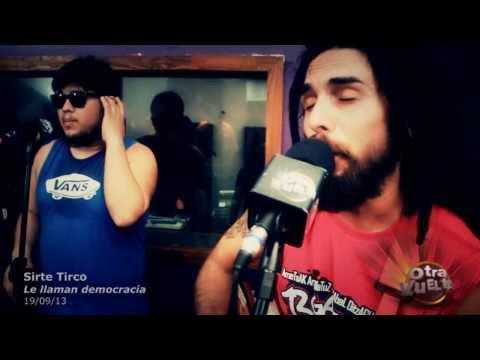 Otra Vuelta - Sirte Tircco - Le llaman democracia - 19-09-2013 - Video HD
