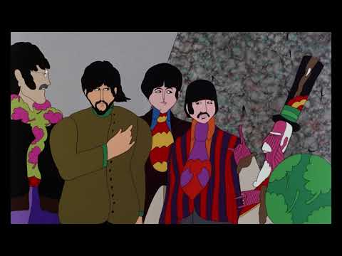 Yellow Submarine US Theatrical Trailer - 2018 (Beatles Official)