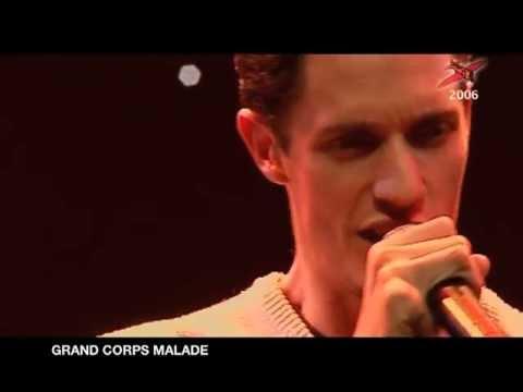 Grand Corps Malade, Midi 20, Live - Prix Constantin 2006