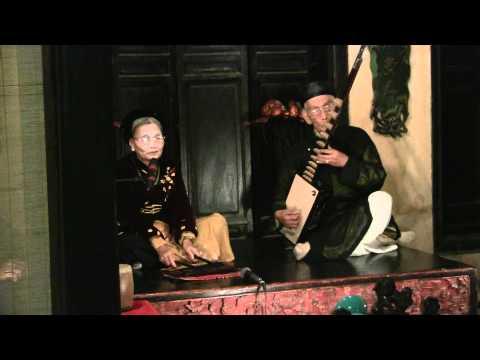 [CA TRÙ HERITAGE] Nghệ nhân Nguyễn Thị Chúc & Nguyễn Phú Đẹ biểu diễn ca trù tại phố cổ Hà Nội 2011