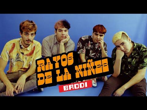 RAYOS DE LA NIÑEZ - BRODI (Video Oficial)