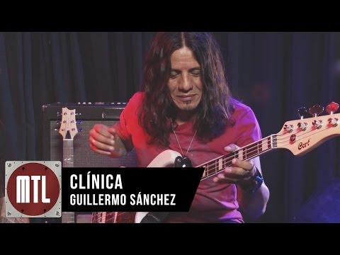 Tocando Heavy Metal - Guillermo Sánchez (Bajista de Rata Blanca)